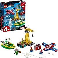 Lego - Spider-Man: Doc Ock Diamond Heist (76134)