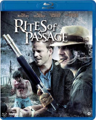 Der Übergang / Rites of Passage [Holland Import] [Blu-ray]