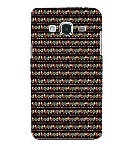 Selfie Love Pattern 3D Hard Polycarbonate Designer Back Case Cover for Samsung Galaxy J3 (6) J320F :: Samsung Galaxy J3 (2016)