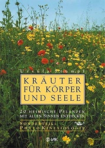 Kräuter für Körper und Seele: 20 heimische Pflanzen mit allen Sinnen entdecken. Sonderteil: PhytoKinesiologie (Wörterbuch Kräuter Der)