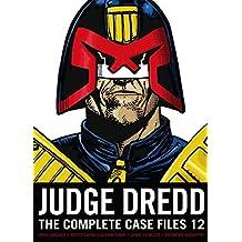Judge Dredd: The Complete Case Files, Volume 12