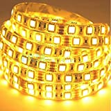Galaxy Led strip 5050 cove light rope light ceiling light warm white 5 meter driver included with 5 years warranty