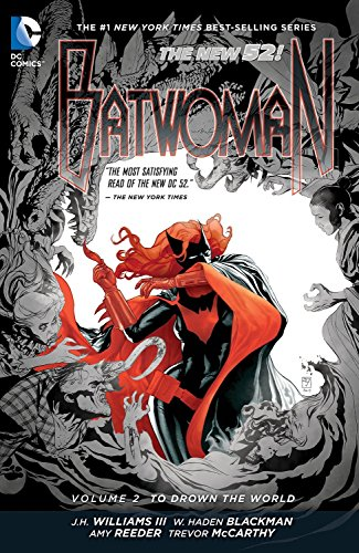 Batwoman Volume 2: To Drown the World TP (The New 52) por J.H. Williams III