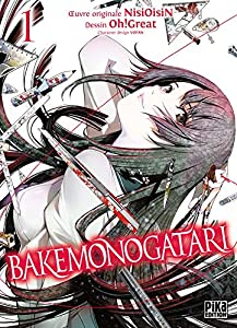Bakemonogatari Edition simple Tome 1
