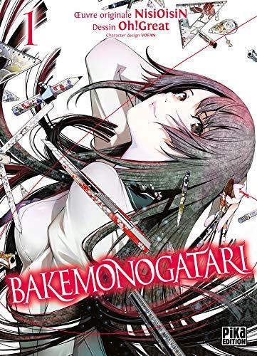 Bakemonogatari Edition simple Tome 1