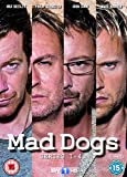 Mad Dogs - Series 1-4 Box Set [DVD]