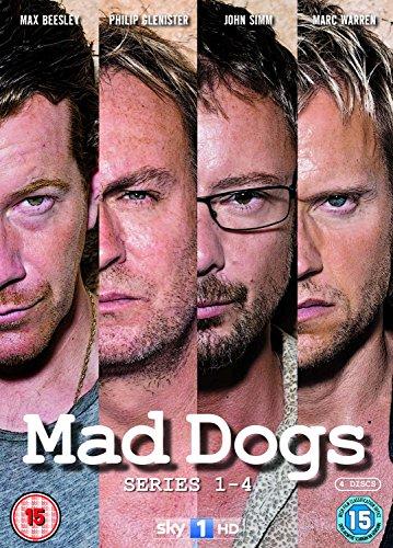 Series 1-4 (4 DVDs)