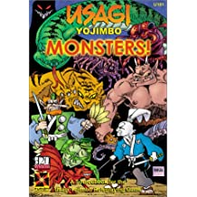 Usagi Yojimbo Monsters