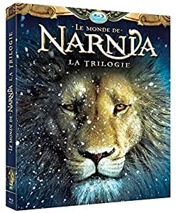 Le Monde de Narnia : La trilogie [Blu-ray]