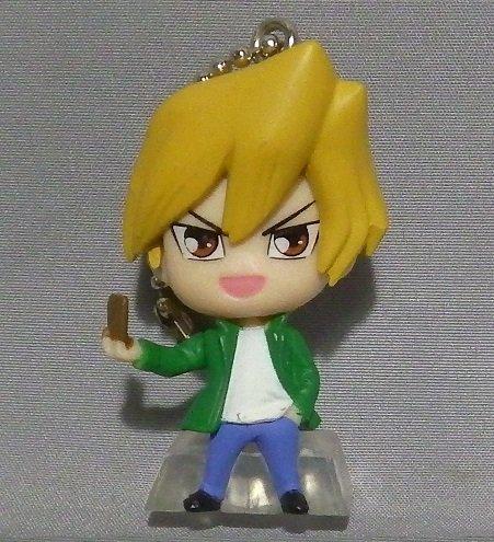 Yu-gi-oh duel monsters Deformed Mini Mascot Figure Swing~Jounouchi ...