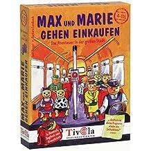 Max und Marie gehen einkaufen