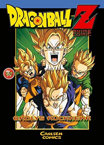 Dragon Ball Z Taschenbuch 12. Brolys Rü...