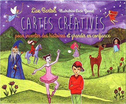 Coffret Cartes Creatives par Lise Bartoli