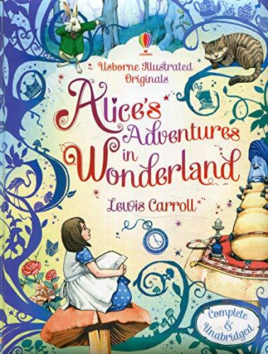 Originals: Alice`s Adventures in Wonderland (Illustrated Originals) por Lewis Carroll