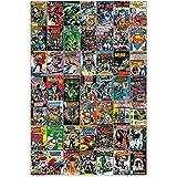 Poster DC Comics - Comic Covers - affiche à prix abordable, poster XXL