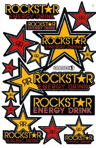 rockstar-energy-drink-graphic-sticker-decal-1-sheet-re001-yellow-red