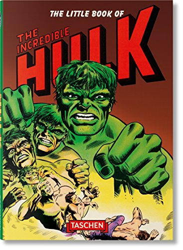 The Little Book of Hulk (Piccolo) por Roy Thomas