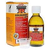 Goldgeist forte,2x250ml,Shampoo zur schnellen und gründlichen Vernichtung von Läusen und Nissen, zur Anwendung auf den Haaren und der Haut, mit natürlichem Pyrethrumextrakt,