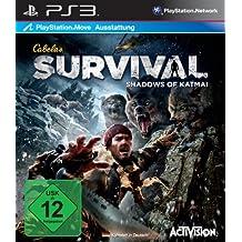 Cabela's Survival: Shadows of Katmai (Move kompatibel) - [PlayStation 3]