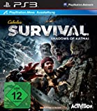 Cabela's Survival: Shadows of Katmai (Move kompatibel) [Importación Alemana]