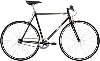 REID Unisex Adult Griffon Gloss Singlespeeds and Fixies M Cruiser Bike - Black, 130 x 40 x 20