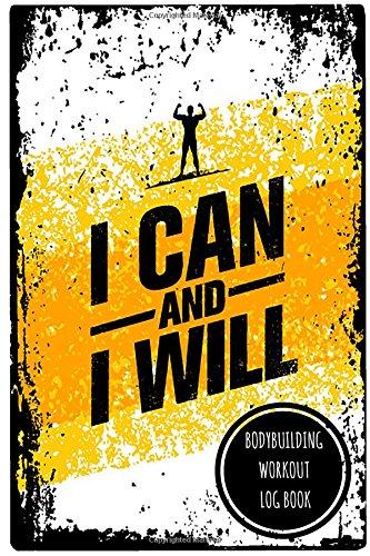Bodybuilding Workout Log Book por Journals For All