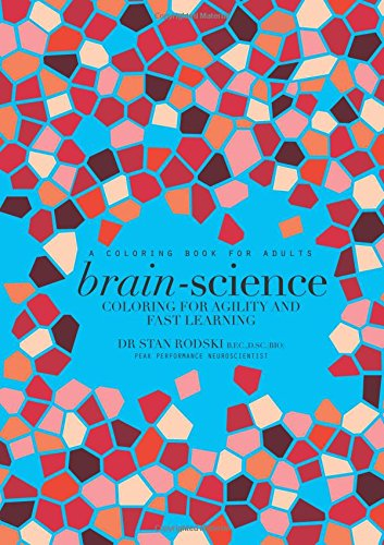 Brain-Science: Coloring for Agility and Fast Learning por Stan Rodski