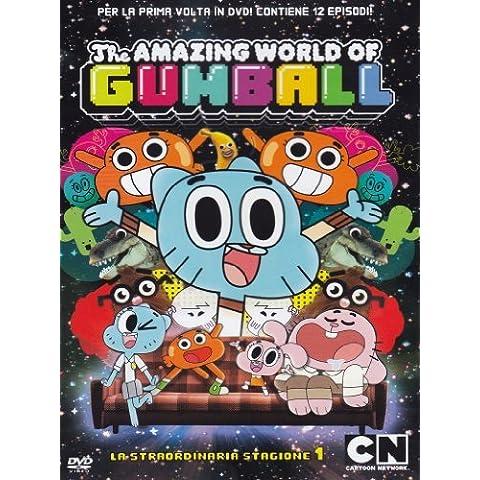 lo straordinario mondo di gumball - season 01 #01 dvd Italian Import by animazione