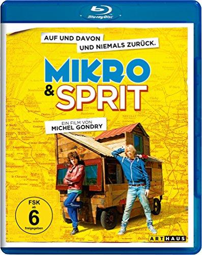 Mikro & Sprit [Blu-ray]