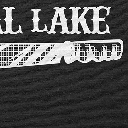 TEXLAB - I survived Camp Crystal Lake - Damen T-Shirt Schwarz