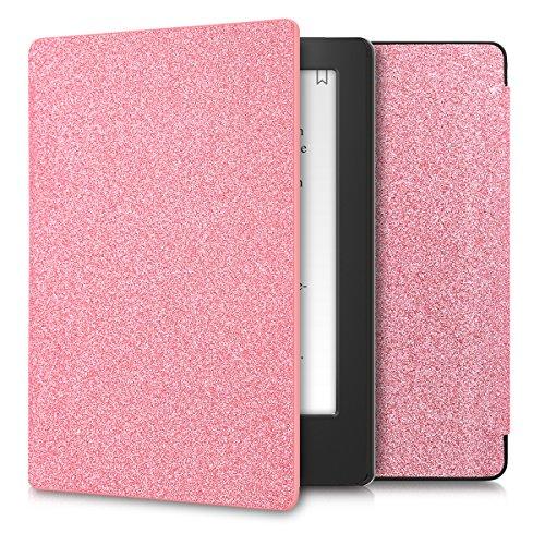 kwmobile Custodia per Kobo Aura H2O Edition 2 - Cover a Libro per eReader - Flip Case per e-Book Reader Kobo Aura H2O Edition 2