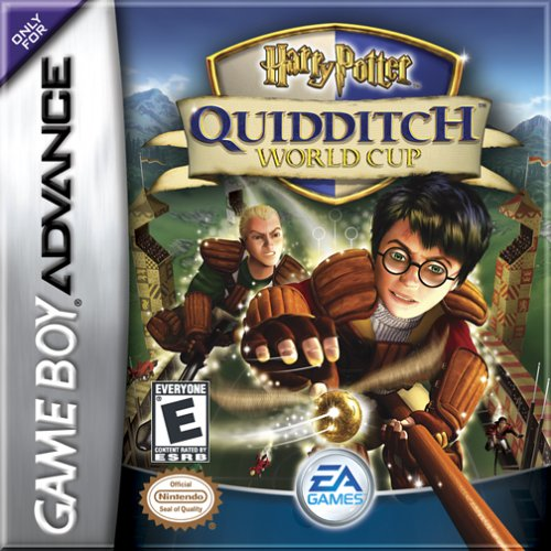 Click for larger image of Harry Potter: Quidditch / Game