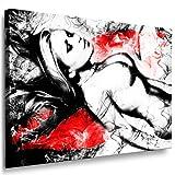 Bilder Kunstdrucke / Boikal / Bild mit Keilrahmen Akt Erotik Sexy Girl 100x70 cm xxl.417