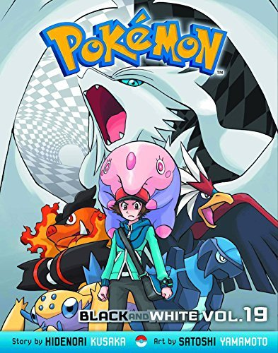 Pok?on Black and White, Vol. 19 (Pokemon) by Hidenori Kusaka (2014-12-02)