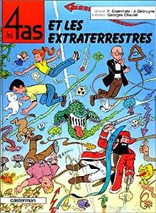 """Afficher """"Les 4 as et les extraterrestres"""""""