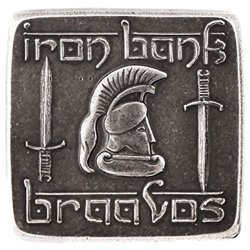 Game of Thrones: Braavosi Iron Square By Shire Post Mint by Shire Post Mint