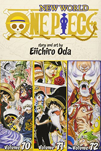 One Piece (3-in-1 Edition), Vol. 24: 70-72 (One Piece (Omnibus Edition)) por Eiichiro Oda