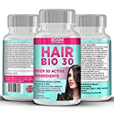 |Hair Growth Supplements || #1 Hair Growth Vitamins || Biotin Hair Treatment || 60 Natural Hair Thickener Tablets || FULL 2 Month Supply || Helps Grow Hair For Women || Achieve Thicker, Fuller Hair FAST || Safe And Effective || Best Selling Hair Growth Pills || Man|