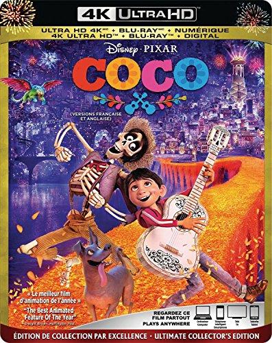 Coco [4K Ultra HD + Blu-ray]