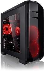 Megaport Gamer PC Intel Core i7-8700 6X 4.6 GHz Turbo • Nvidia GeForce GTX 1060 6GB • 16GB DDR4 • 1TB HDD • Windows 10 • WLAN • Gaming pc Computer Gaming Computer rechner high End