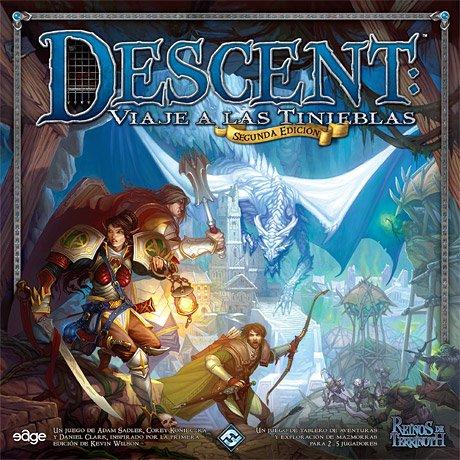 Descent: Viaje a las Tinieblas 2nda Ed.