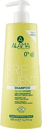 Alama Professional Frequent Shampoo, 500ml