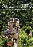 Deutschland - Kalender 2018 - Harenberg-Verlag - Wochenkalendarium - 53 Blatt mit Zitaten und Wochenchronik - Wandkalender - 25 cm x 35,5 cm