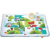 Tiny Love Super Mat Meadows Days Tappeto gattonamento, Tappeto Gioco per Bambini e Neonati, pieghevole ed imbottito…