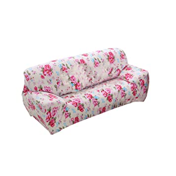 Generic 1 Sitz 3 Sitzer Waschbar Elastisch Stoff Sofahusse Sofabezug Fr Sofa Couch Wohnzimmer