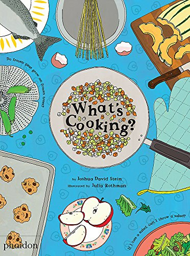 What's Cooking? (Libri per bambini) por Joshua David Stein