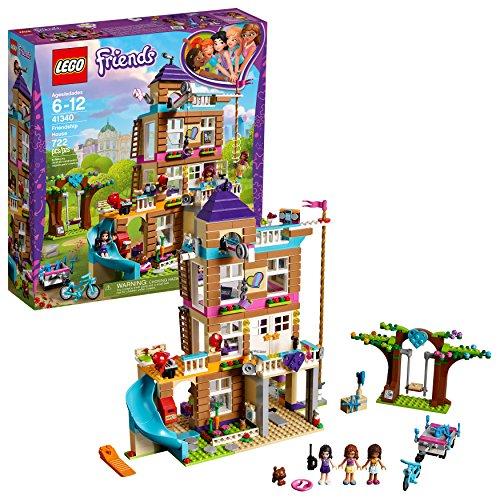 Lego Friends 41340 - La maison de l'amitié