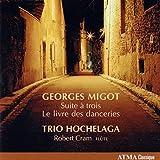 Suite A Trio/Livre Des Danceries