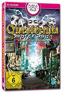 Questerium - Sinister Trinity [import allemand]