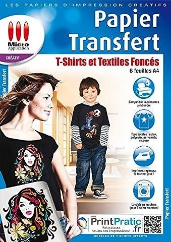 Papier Transfert pour Textiles de